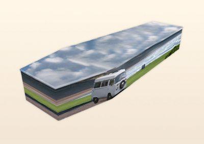 AB422 Camper Van