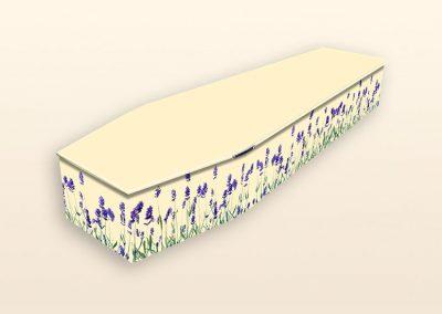 AB307 Lavender and Cream